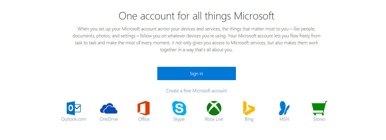 Why do i need a microsoft account the windows 10 review the old there is certainly people who do not want this though and windows 8 made it very difficult to use the microsoft services if you were not logged in with a ccuart Images