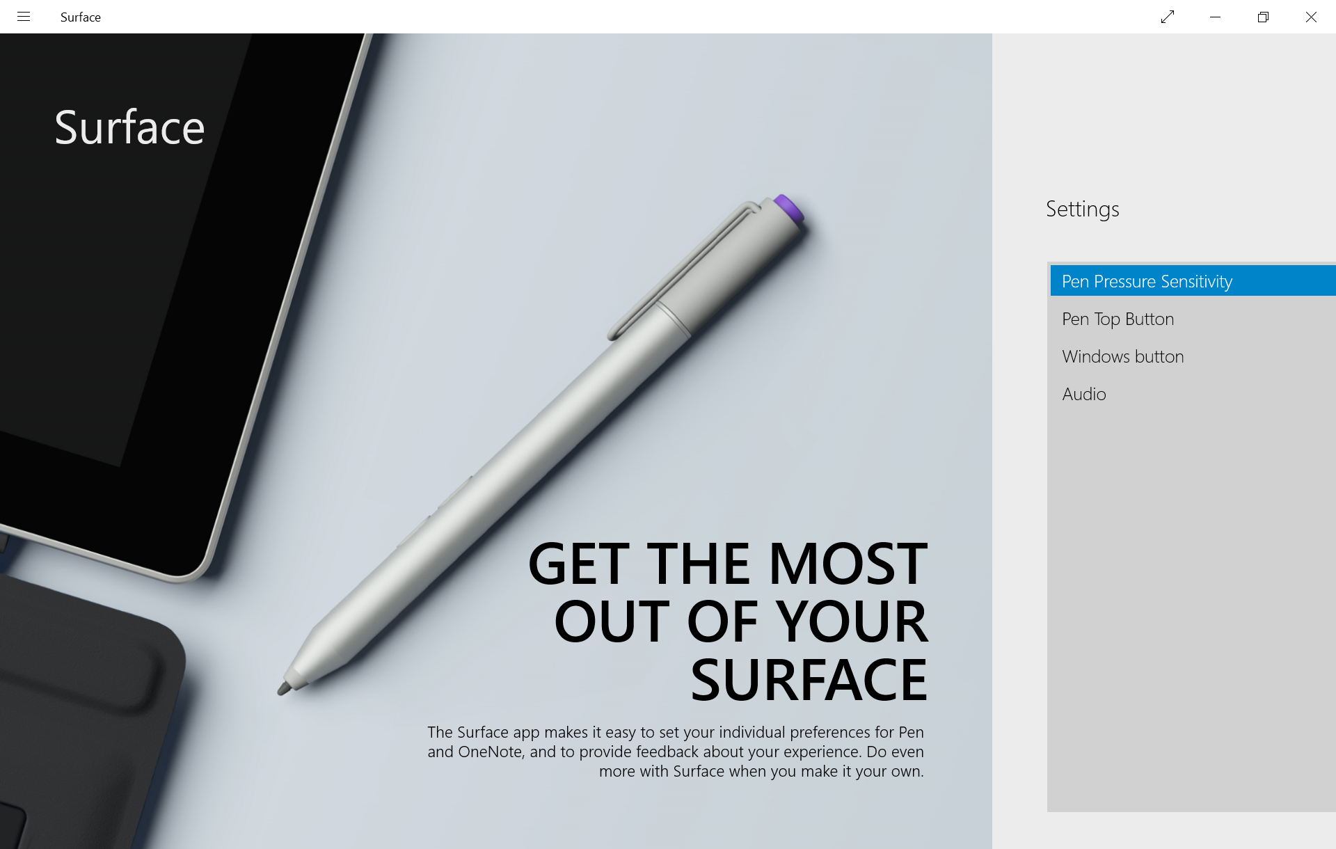 Digital Inking gets a Promotion - The Windows 10 Review: The Old