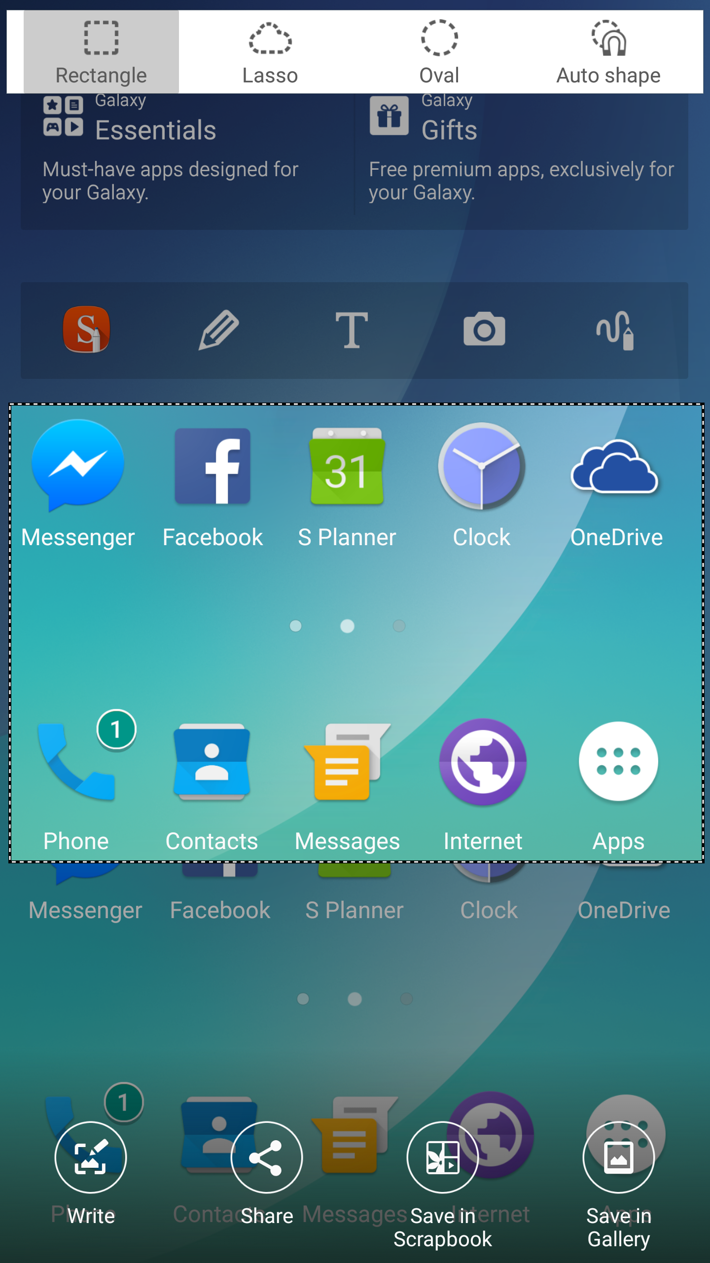 Software: TouchWiz UX and Edge UX - The Samsung Galaxy Note5