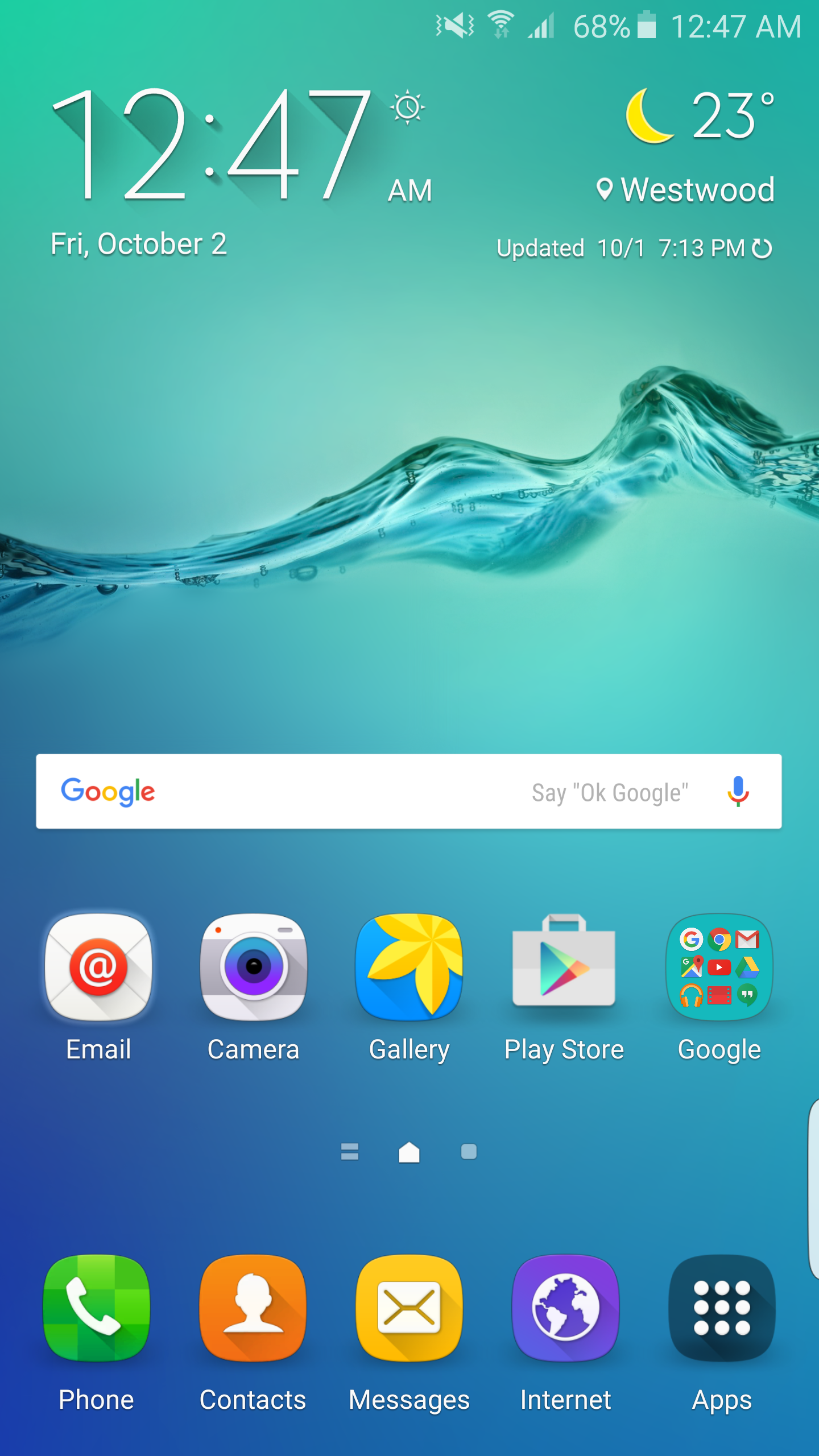 Software Touchwiz Ux And Edge Ux The Samsung Galaxy Note5 And