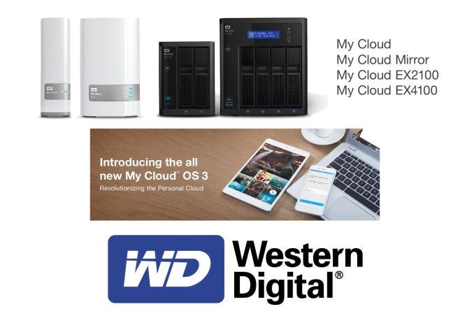 Western Digital Updates My Cloud Mirror NAS, Releases My