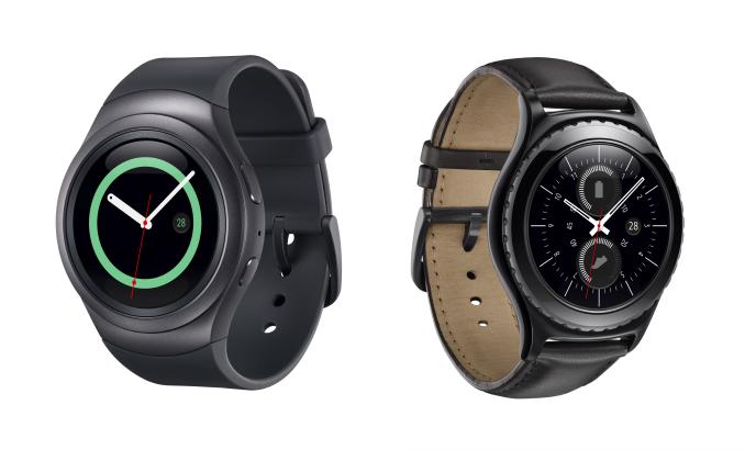 Samsung Announces The Gear S2 Smartwatch