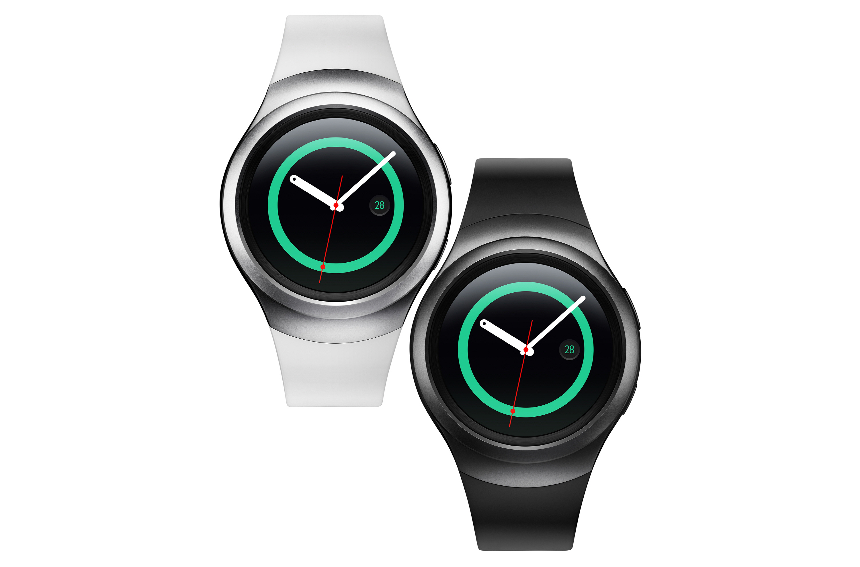 Samsung Announces The Gear S2 Smartwatch