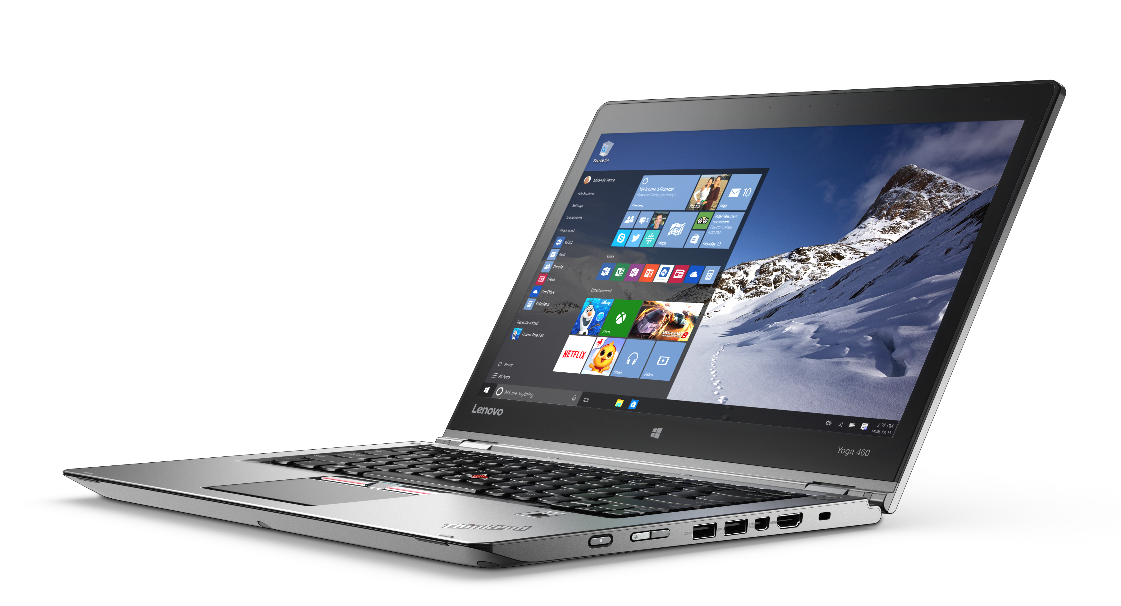 ThinkPad Yoga 460 (20FY0002US)- Discussion Thread
