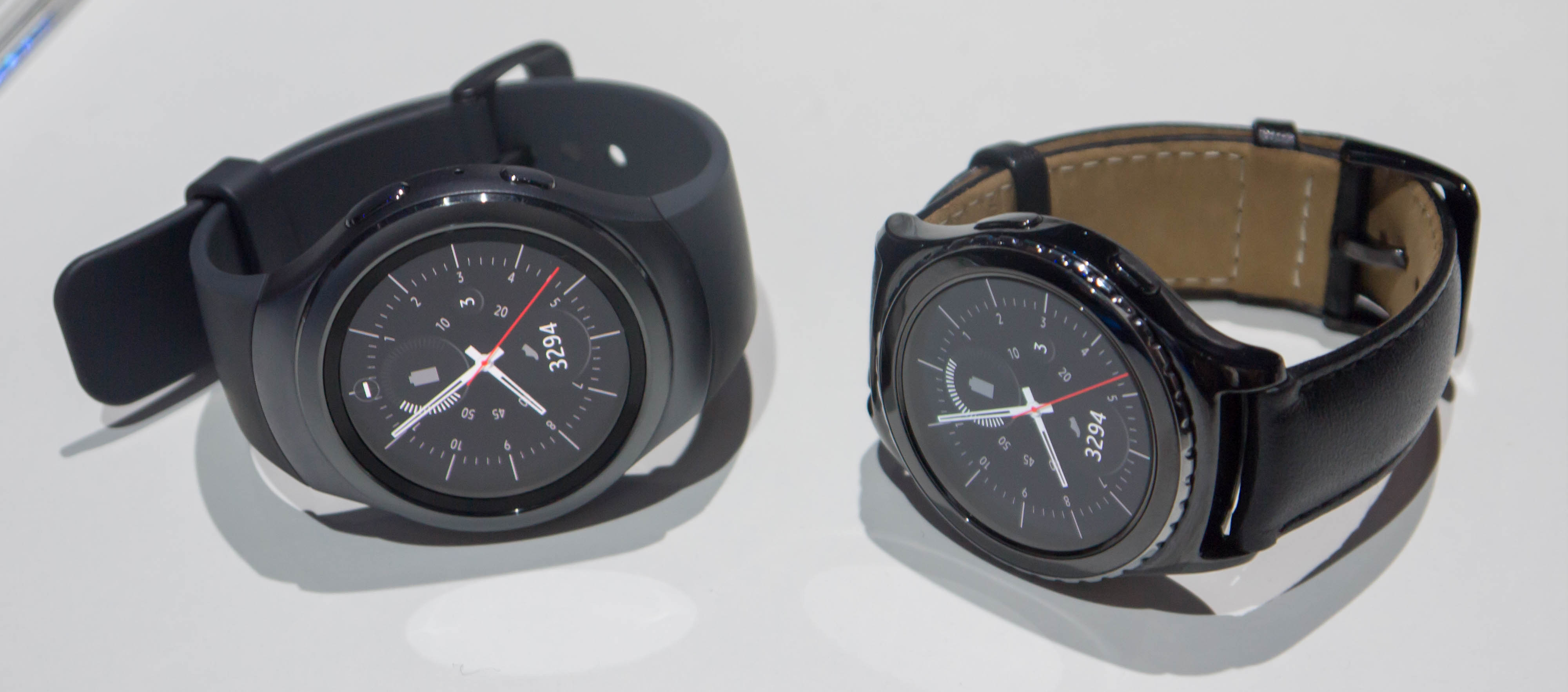 Samsung Gear S2 Launch Event & Hands-On