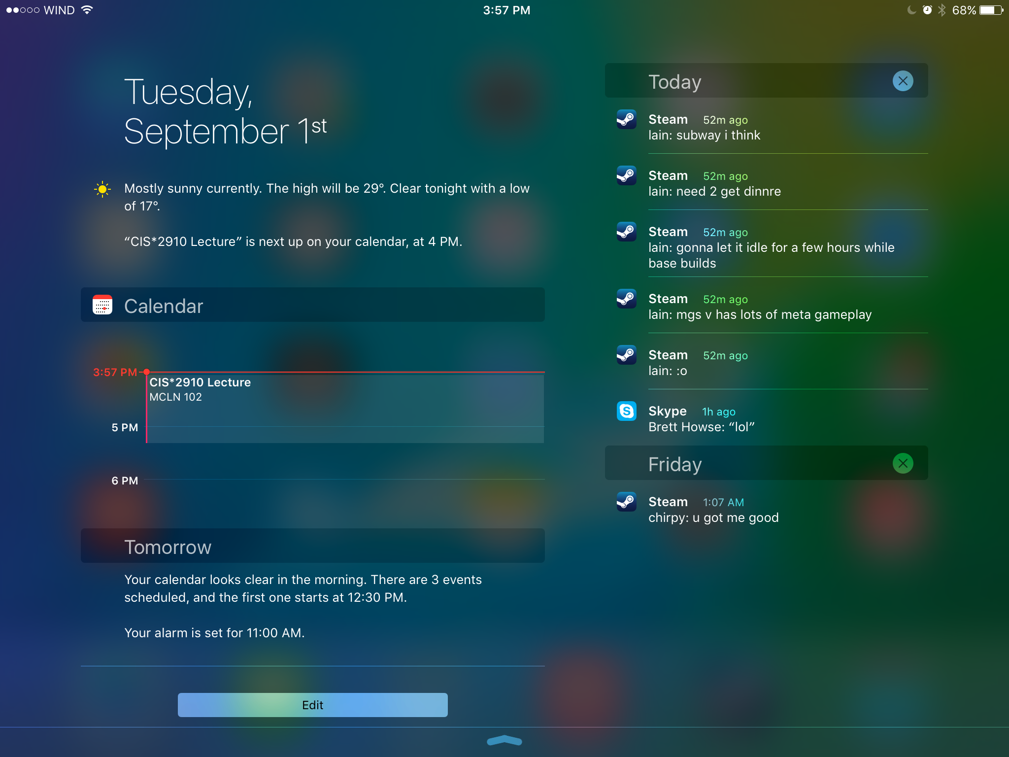 general ui and system changes   the apple ios 9 review