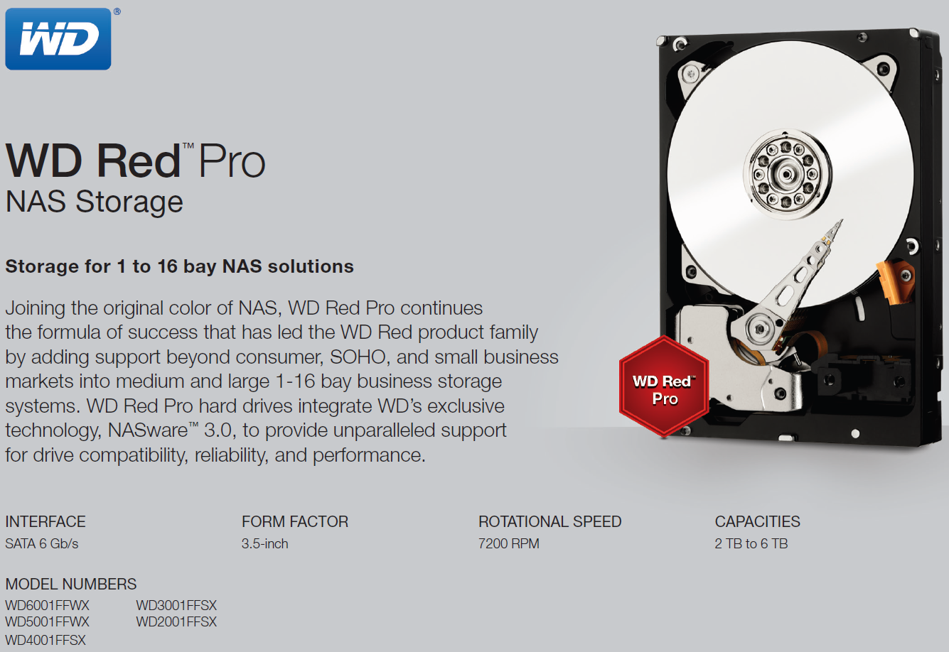 test wd red