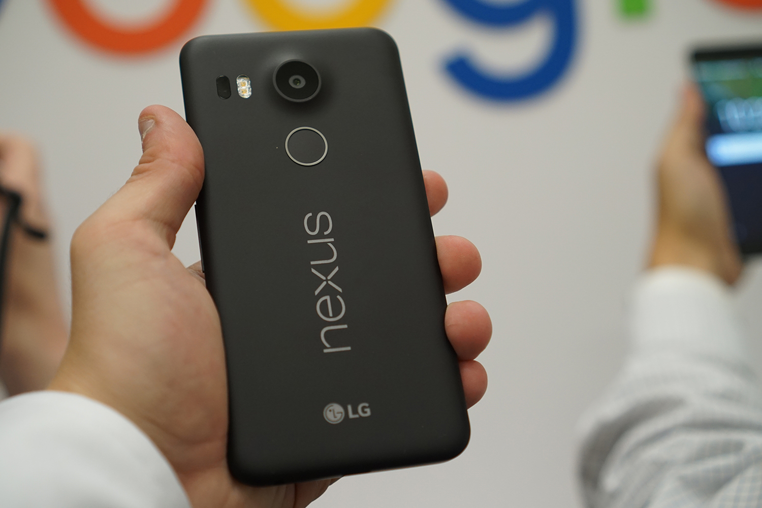 Hands On With the Nexus 5X and 6P