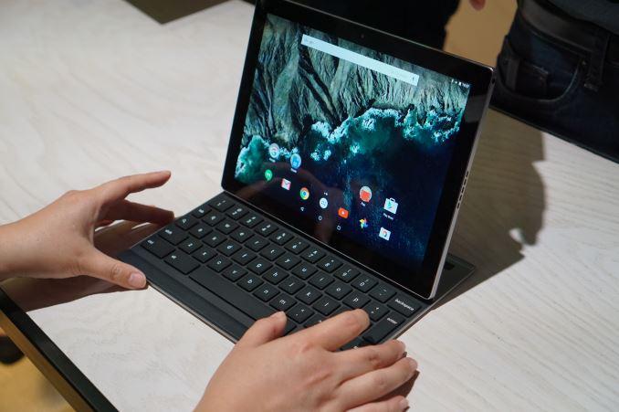 Google Announces The Pixel C Tablet