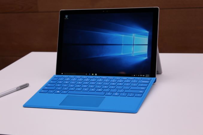 Microsoft Announces the Surface Pro 4, from $900