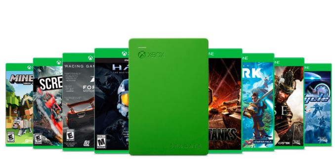 How to switch xbox one to external hard drive