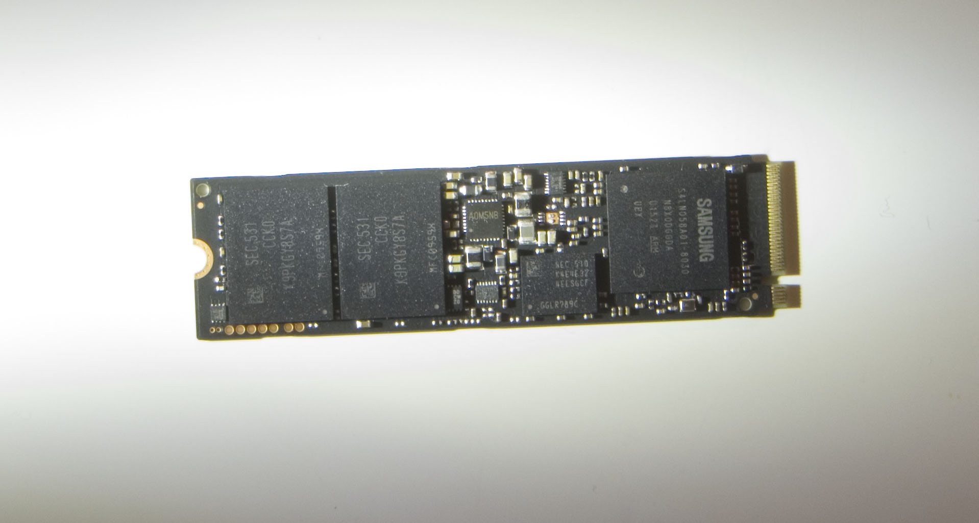 The Samsung 950 Pro Pcie Ssd Review 256gb And 512gb