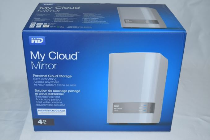 Setup and Usage Impressions - Western Digital My Cloud