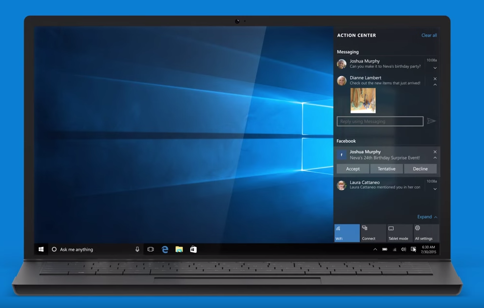 Windows 10 Fast Ring Update: Build 10 10565 Comes To Insiders