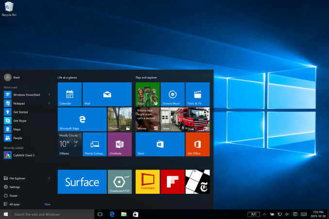 программі для windows surface