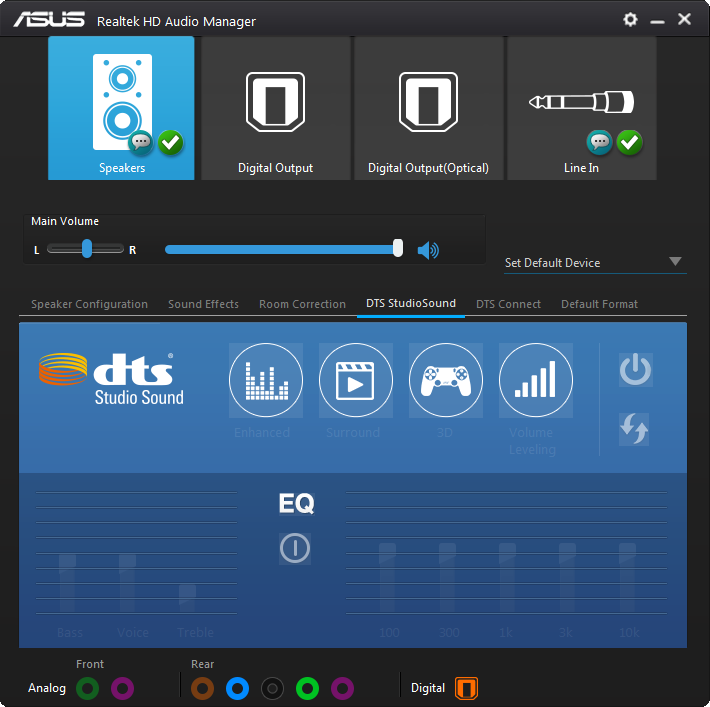 ASUS N53SV Realtek Audio Windows