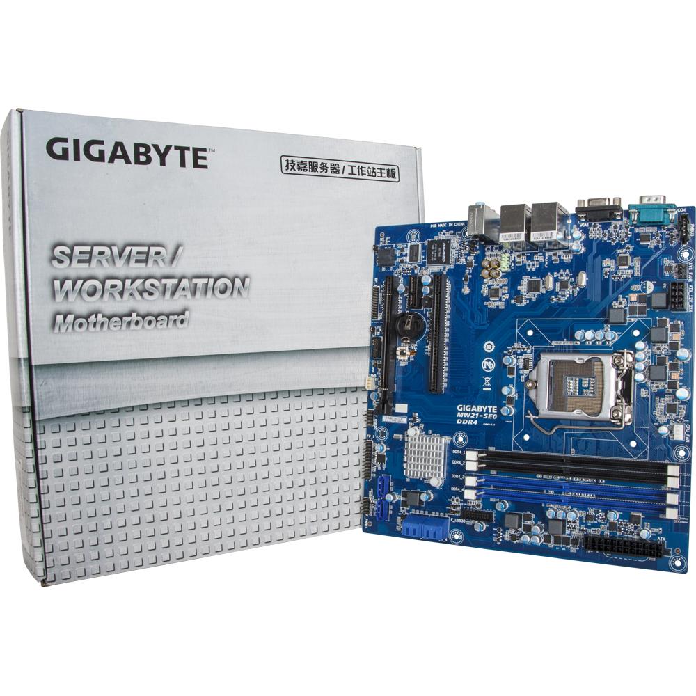 Skylake Xeon Motherboards: GIGABYTE's C230 Series Announced