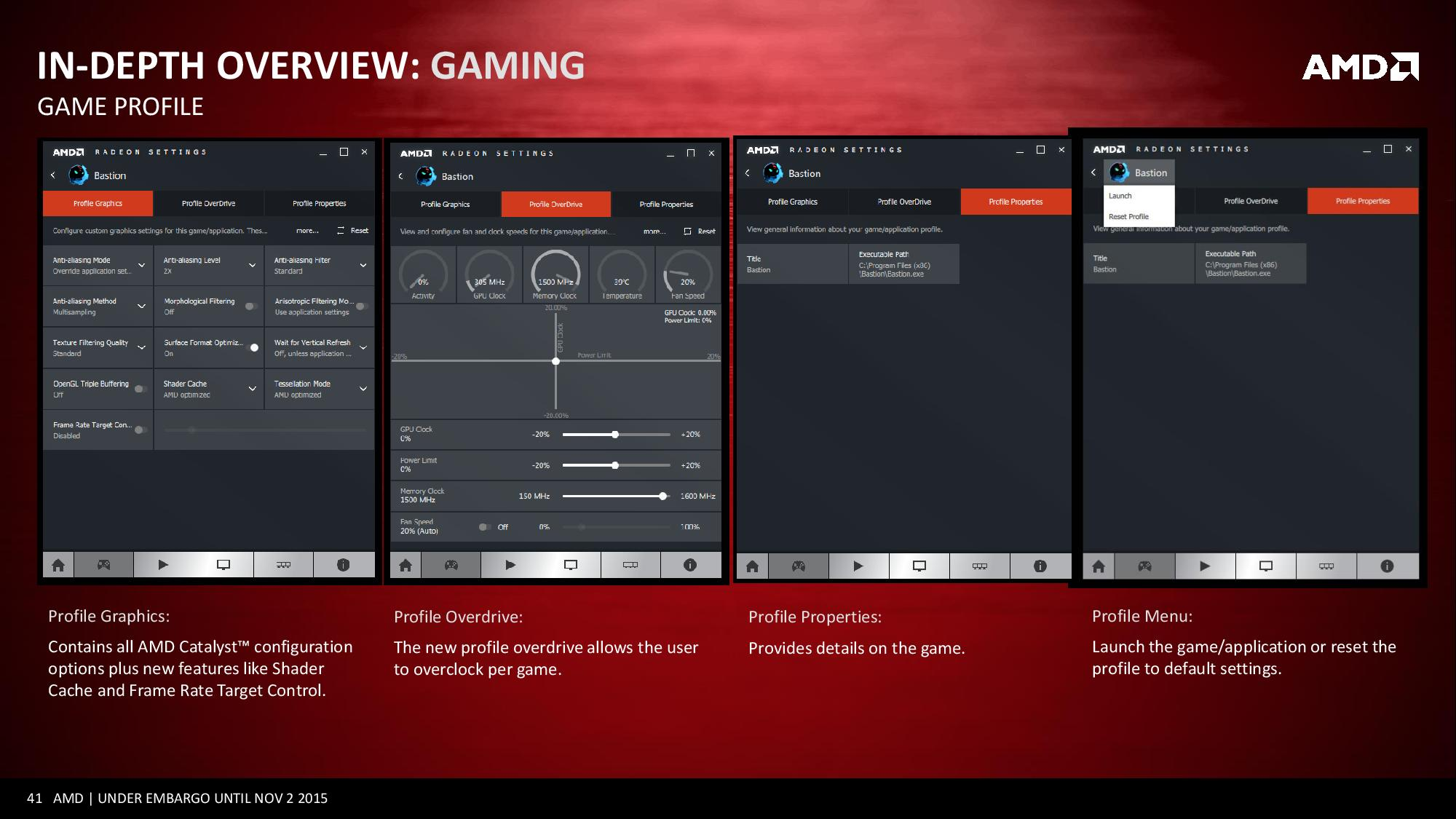 Plan Design Software Amd Announces Radeon Crimson Driver Branding Amp New