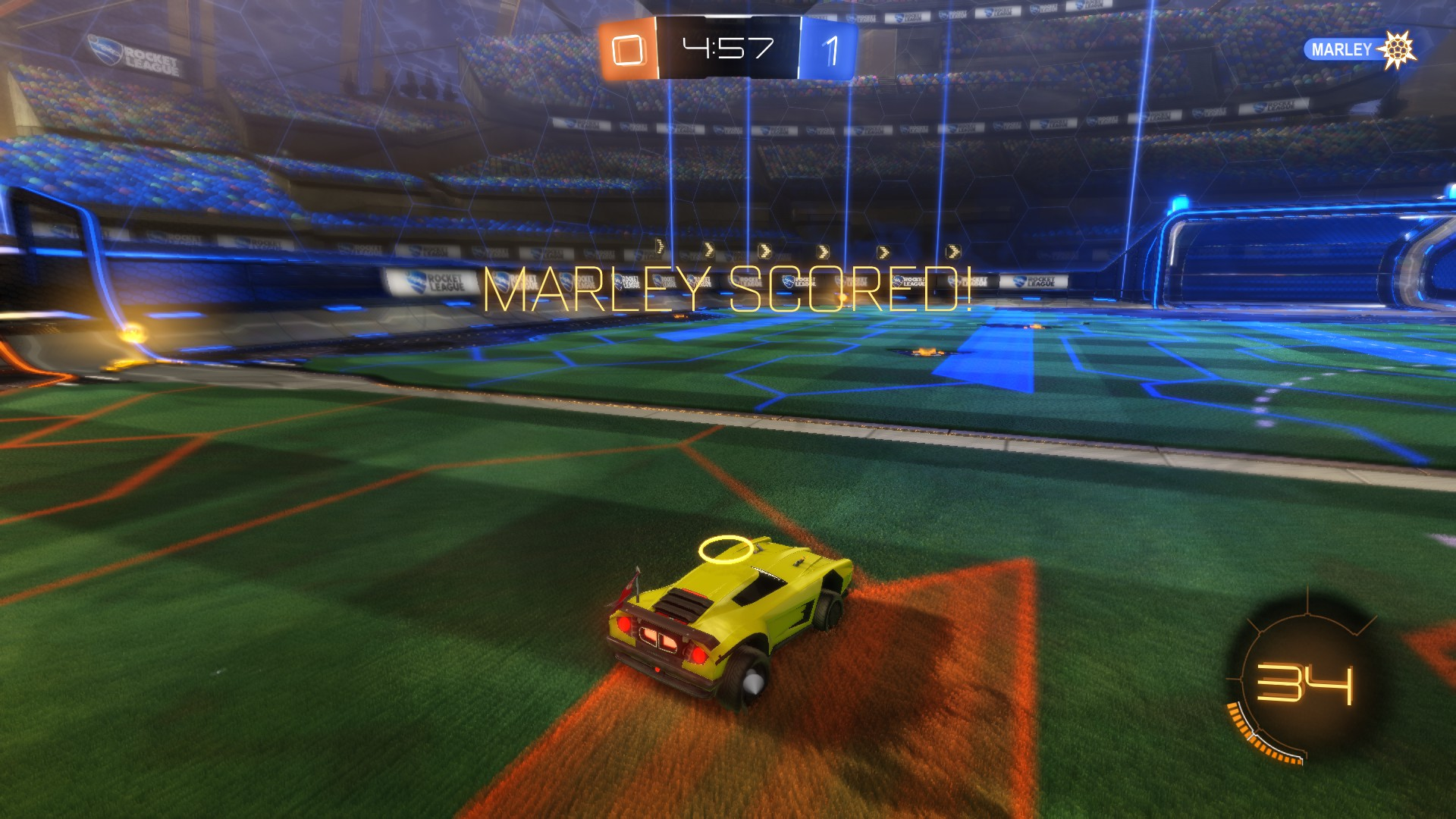Rocket League on an APU - The AMD A8-7670K APU Review: Aiming for