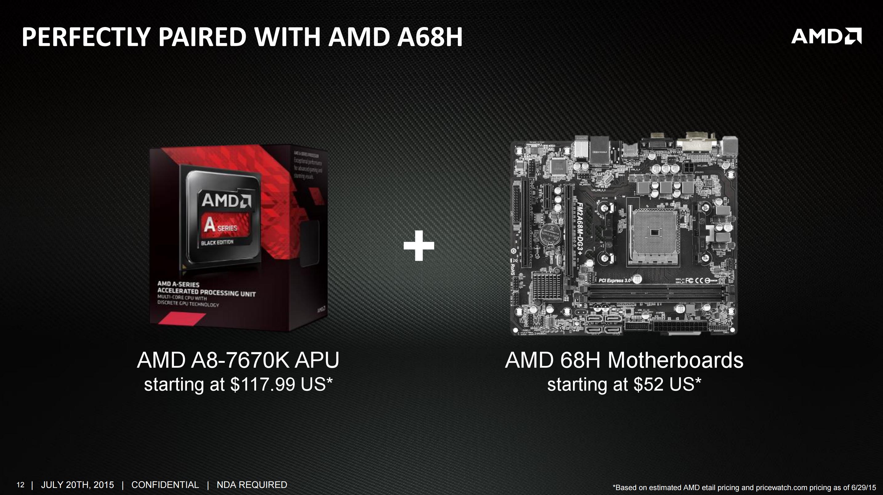 Processor Amd Socket Fm2 A8 7600 Box7 Daftar Harga Terkini Box 7650k Kaveri Quad Core 33 Ghz 95w 7670k Conclusion The Apu Review Aiming For