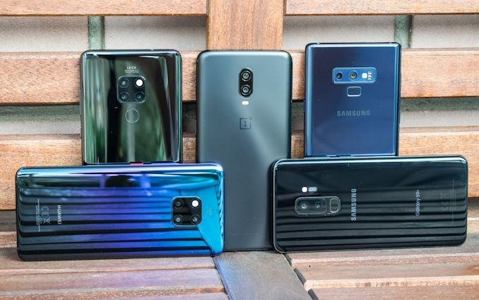 Best Android Phones: Q1 2019