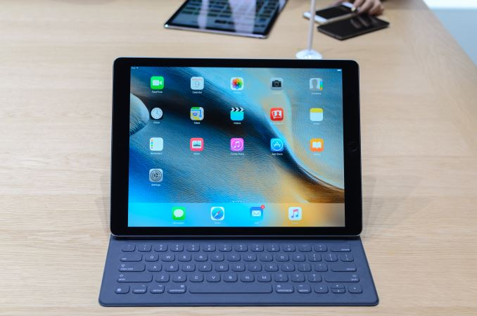 The A9x Soc Amp More To Come The Ipad Pro Preview Taking
