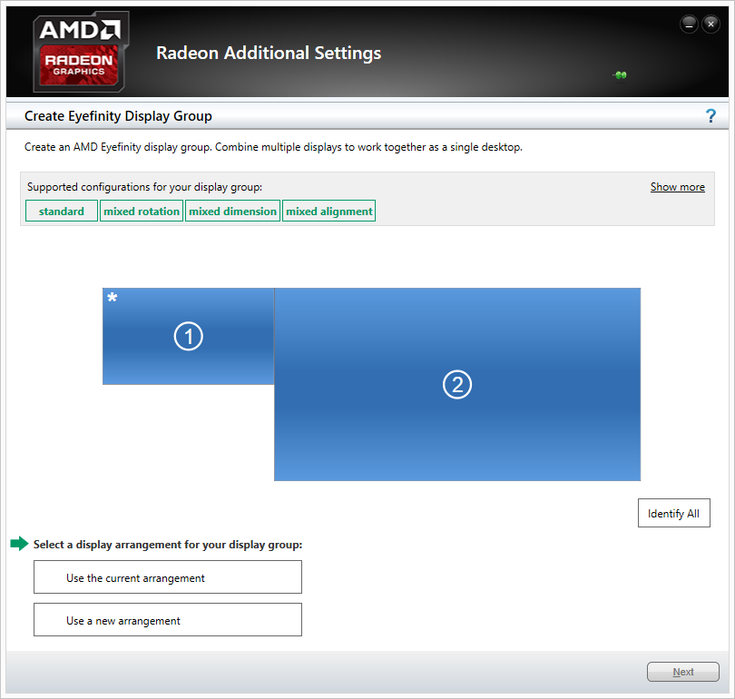 Radeon Settings: The New Face of AMD's Drivers - AMD's Radeon