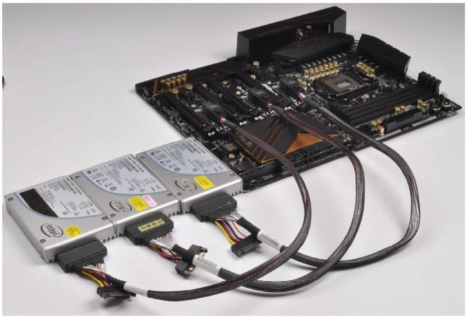 the asrock z170 extreme7 review when you need triple m 2 x4 in raid