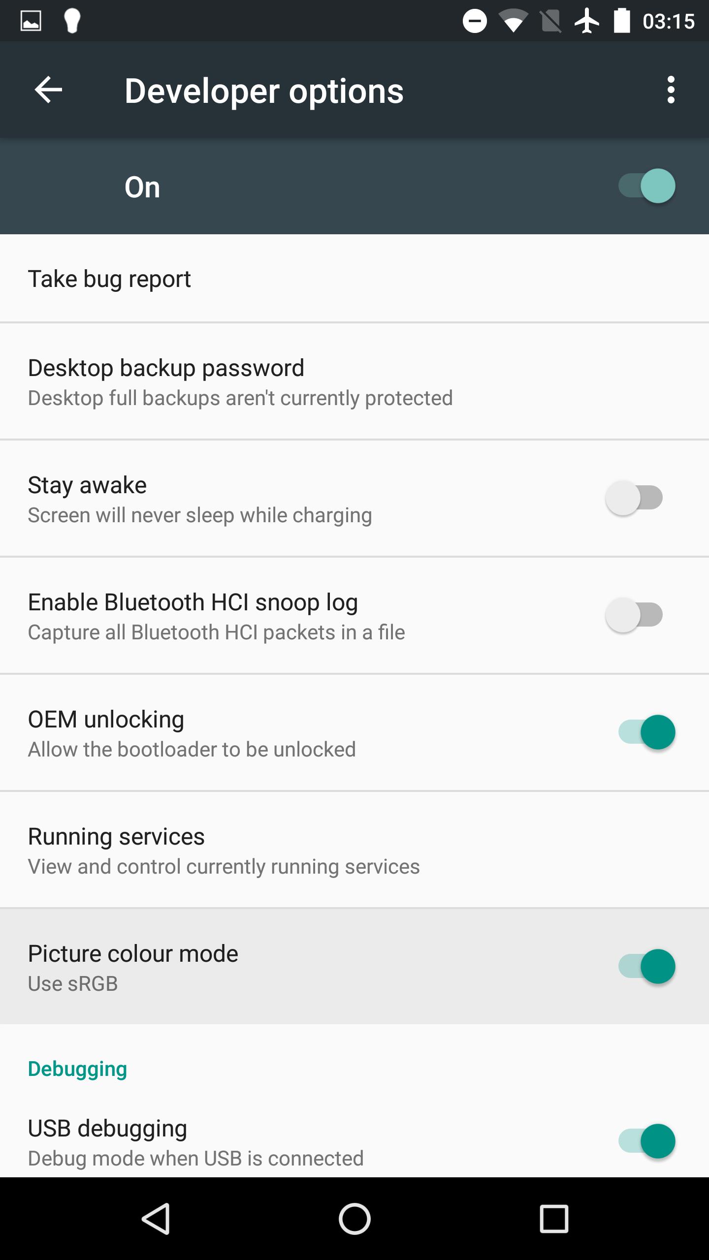 Display Measurement & Power - The Google Nexus 6P Review