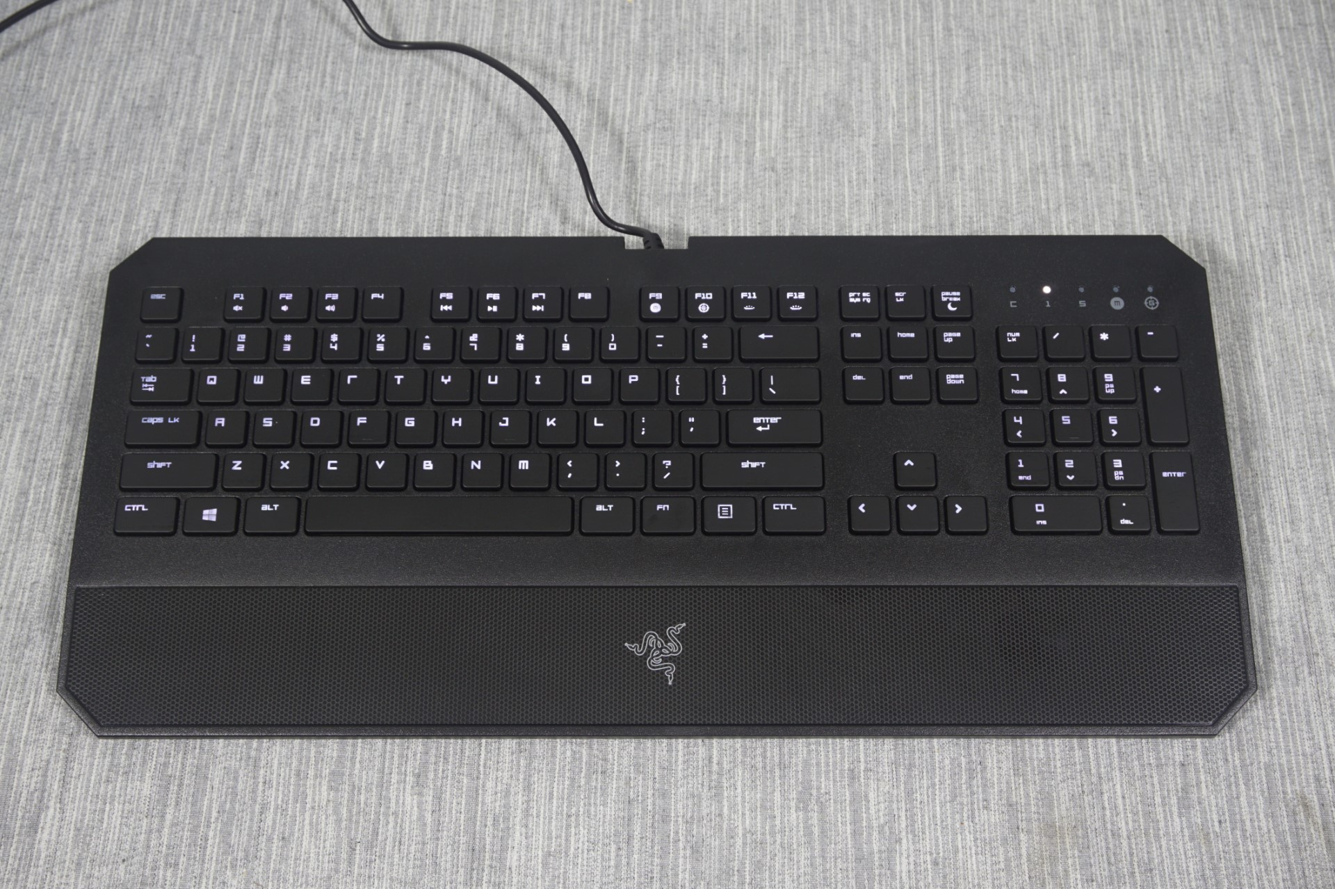 The Razer DeathStalker Chroma Gaming Keyboard Review