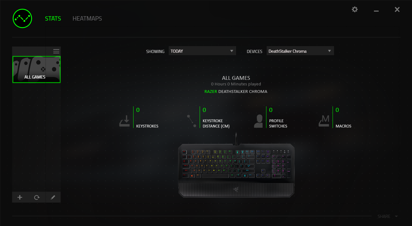 Quality Testing & The Software - The Razer DeathStalker Chroma