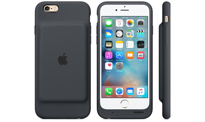 Apple Releases an iPhone Battery Case and a New Lightning Camera Adapter