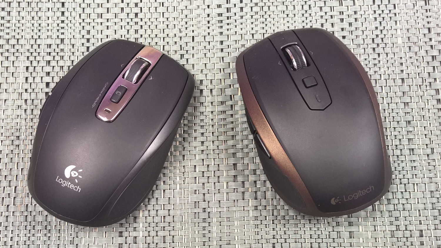 The Logitech MX Anywhere 2 Mouse: Portable Performance