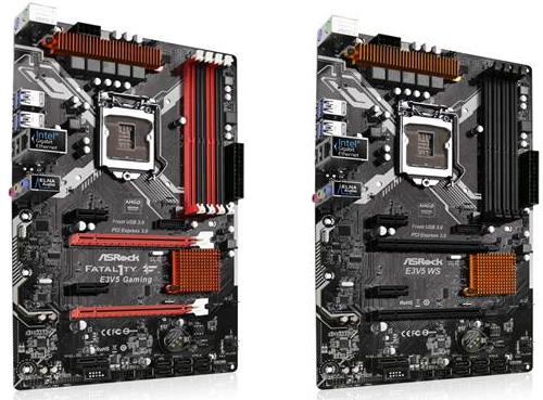 Drivers for ASRock E3V5 WS Intel ME