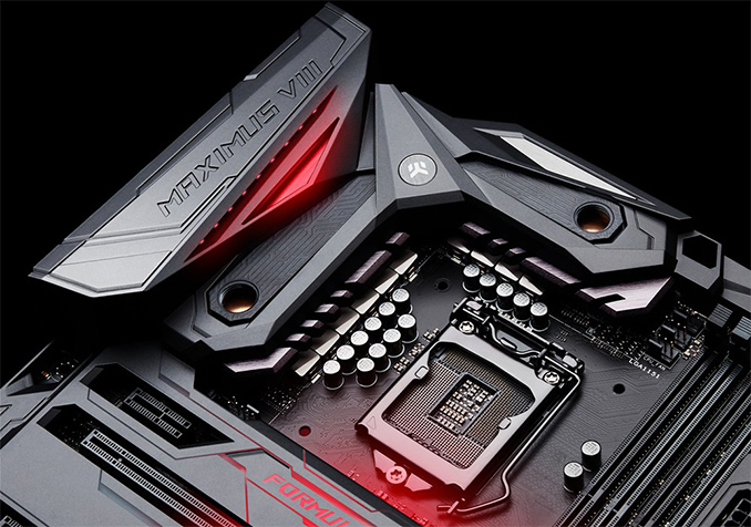 ASUS Introduces ROG Maximus VIII Formula with Pre-Installed Water-Block