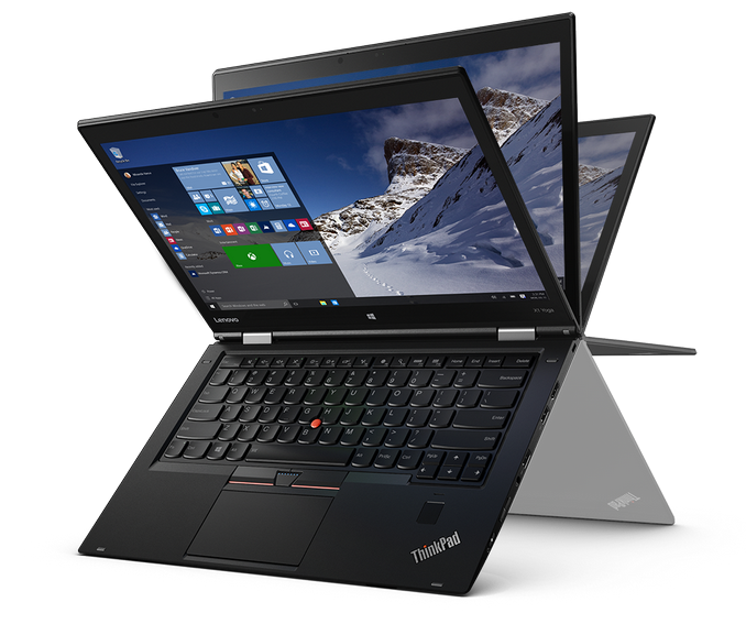 Lenovo Launches ThinkPad X1 Yoga At CES With OLED Display