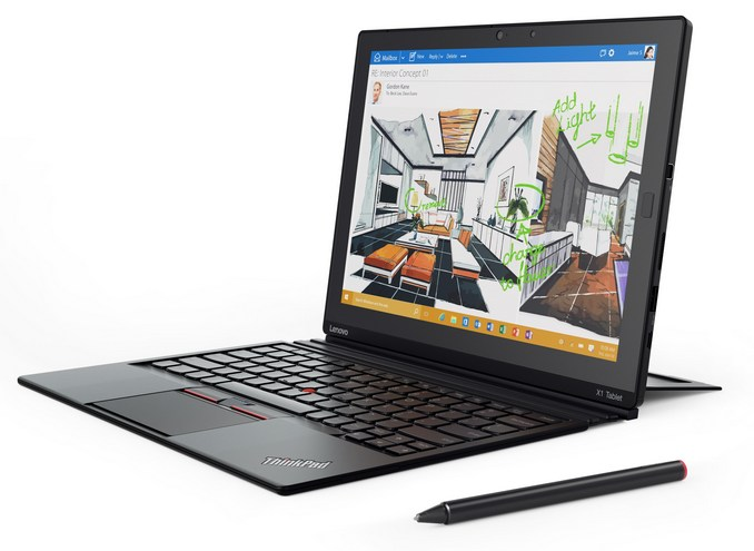 Lenovo Launches The Modular ThinkPad X1 Tablet at CES