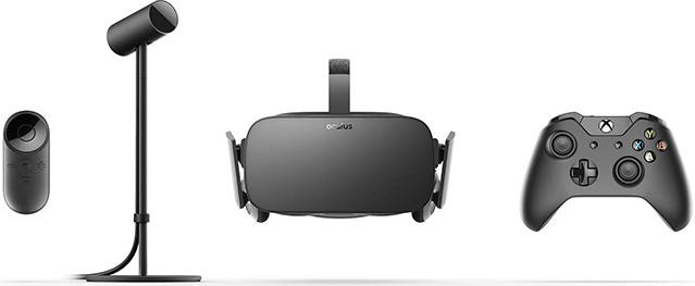 0ba10c57418 Oculus VR Reveals Retail Price of Its Virtual Reality Headset   599
