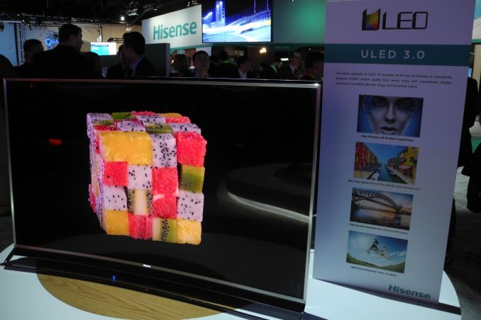 Hisense at CES: Affordable and Feature-Packed 4K TVs for HTPCs