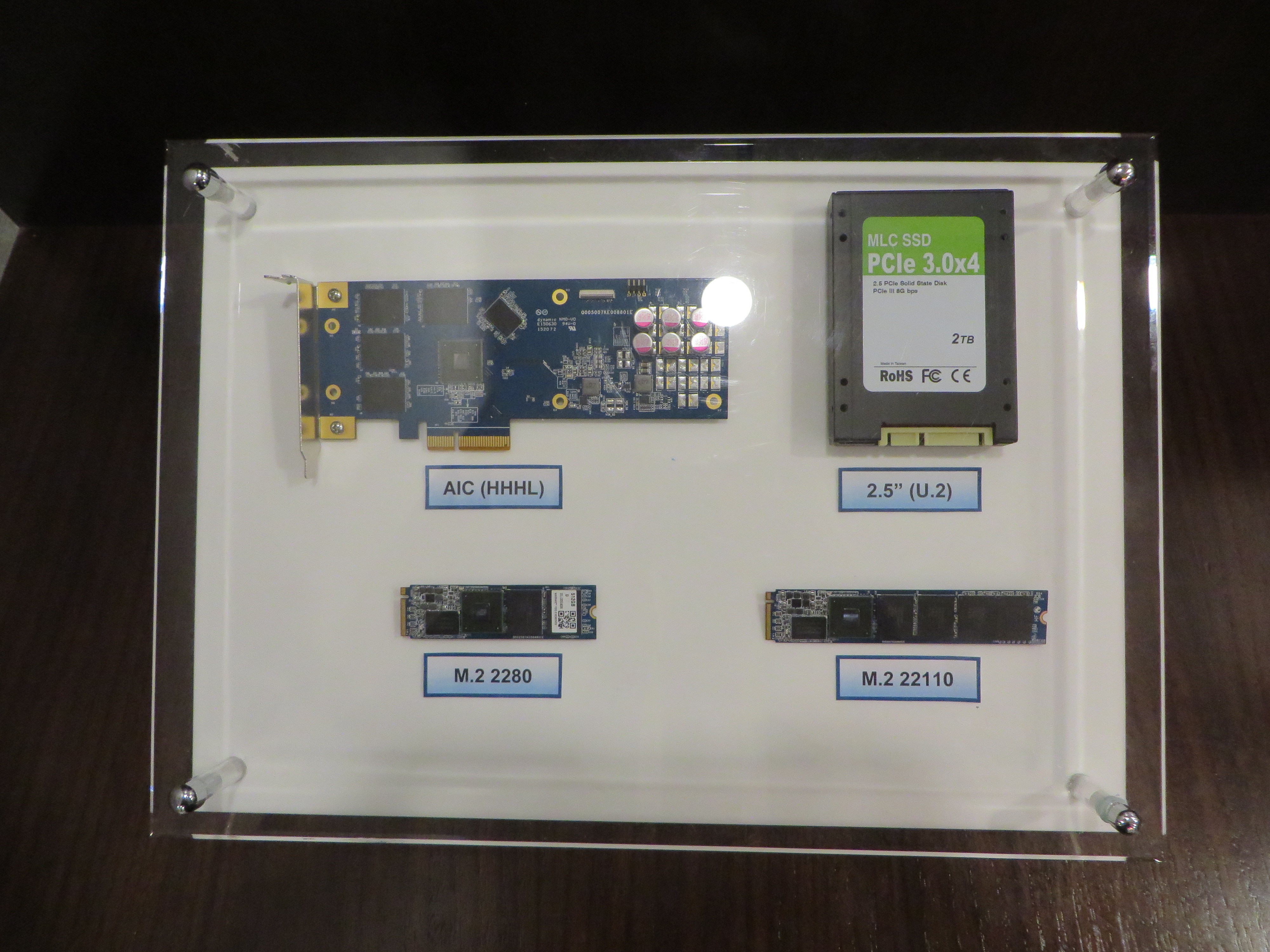 CES 2016: Phison previews upcoming SSD controllers