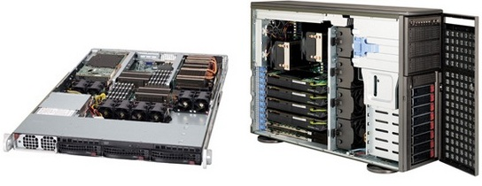 Supermicro to expand their GPU servers to include Fermi