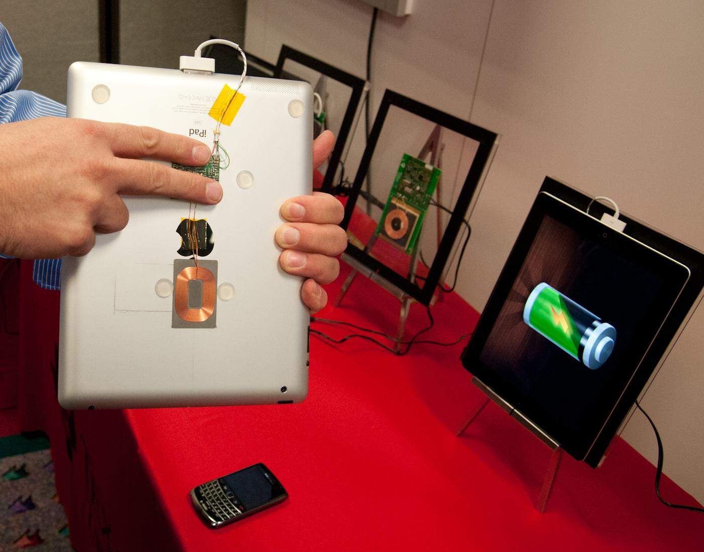Зарядка для телефона без проводов своими руками