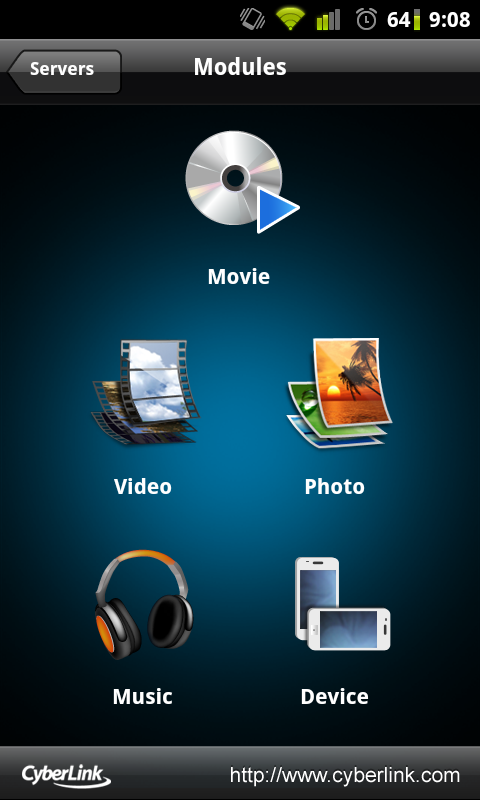 PowerDVD Remote FREE by CyberLink turns your Android phone or tablet