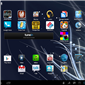 Archos 80 G9 Turbo Home Screen