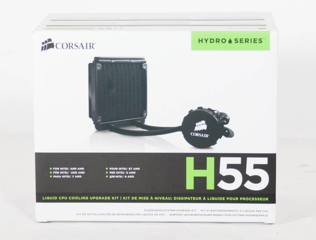 Corsair H55 Cooler worth the money? - Hardware & Software