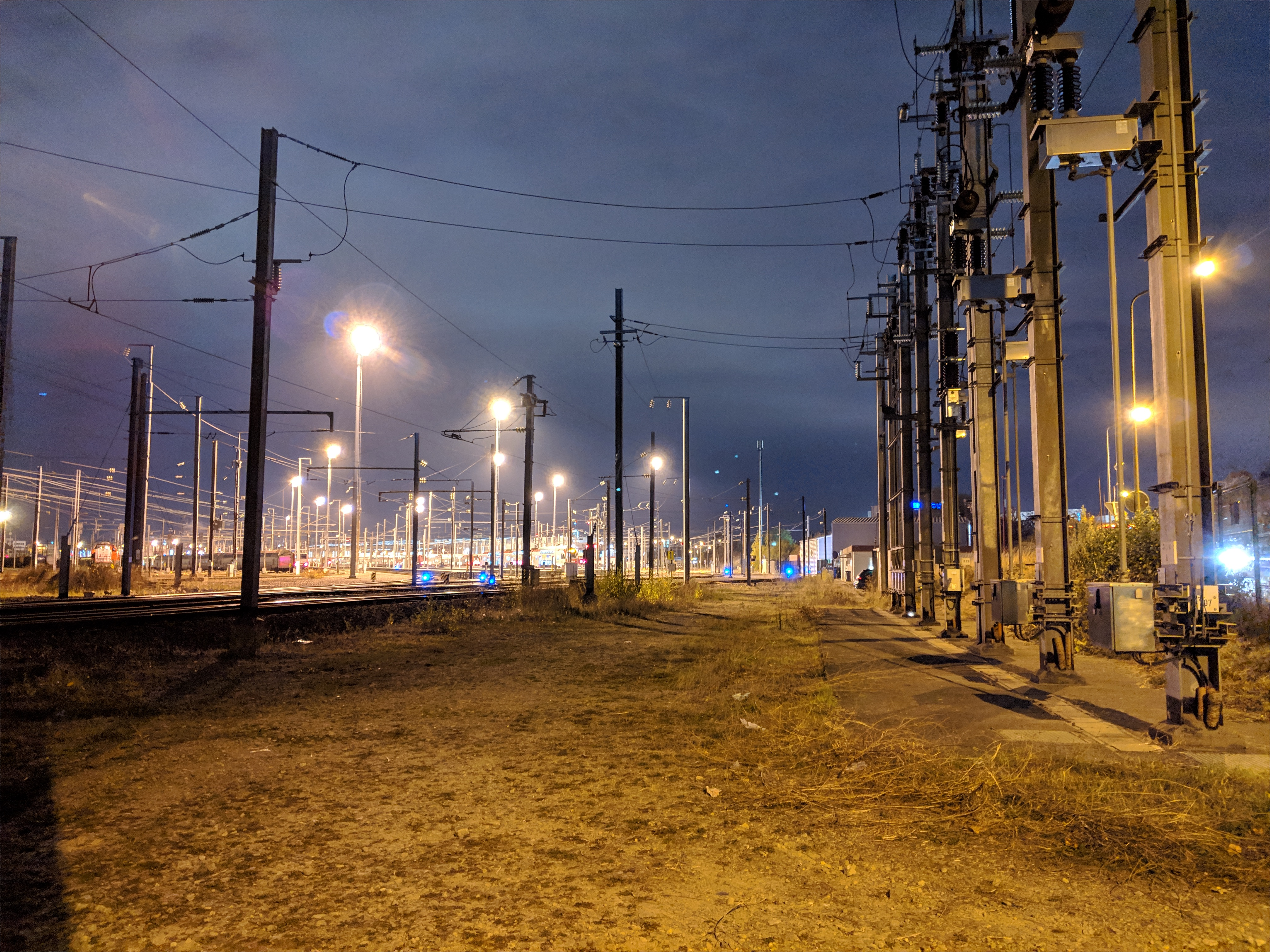 Camera - Low Light Evaluation - Night Sight - The Google