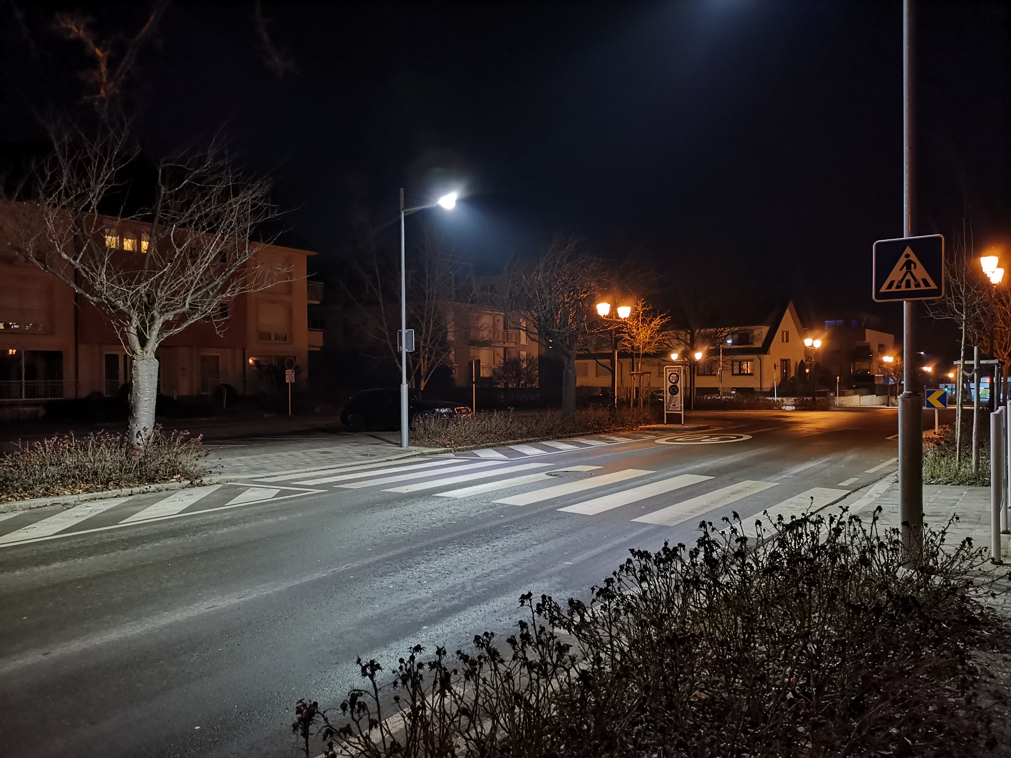Camera - Low Light Evaluation - Honor Launches The View20: A 48MP