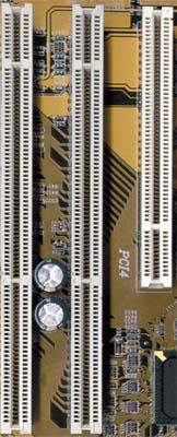 64-bit PCI Slots