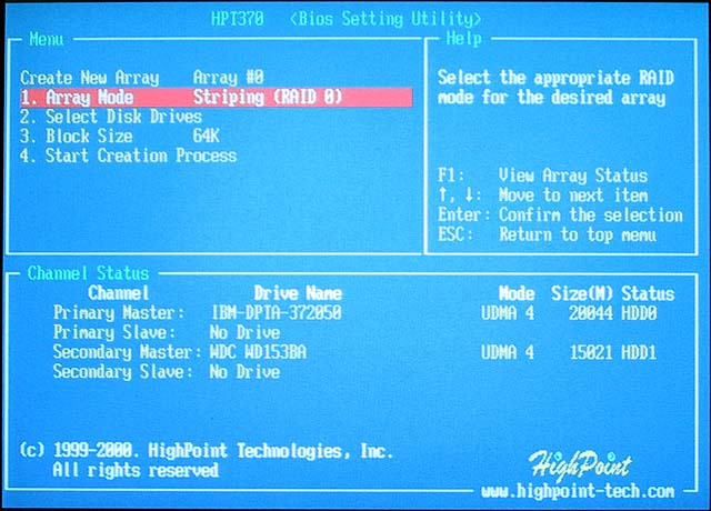 Intel raid controller srcs16