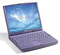 Sony's VAIO PCG-818